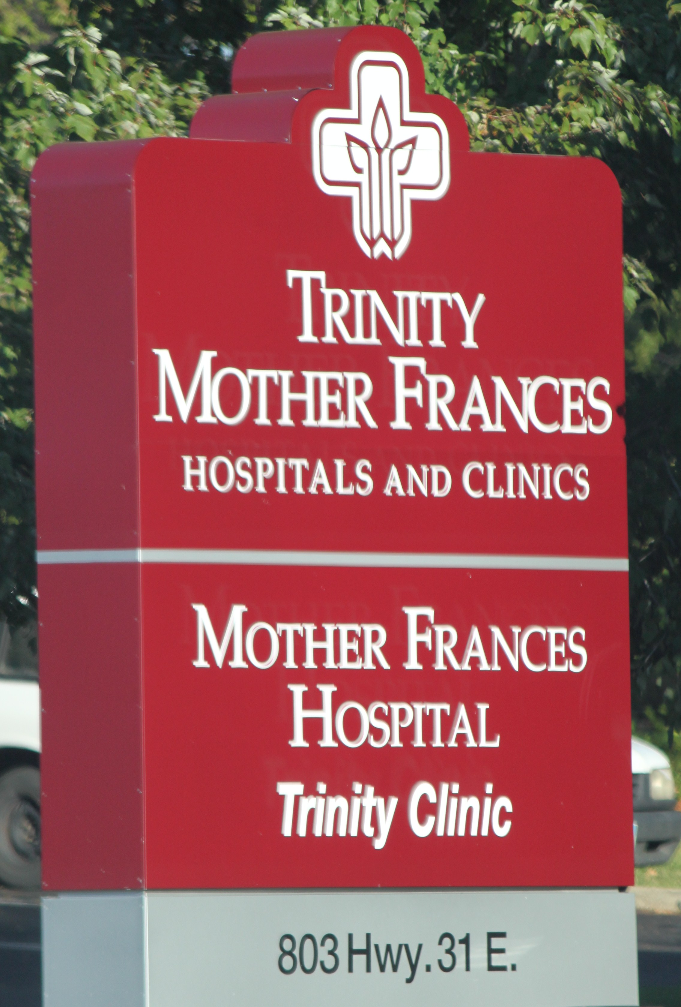Mother Francis sign