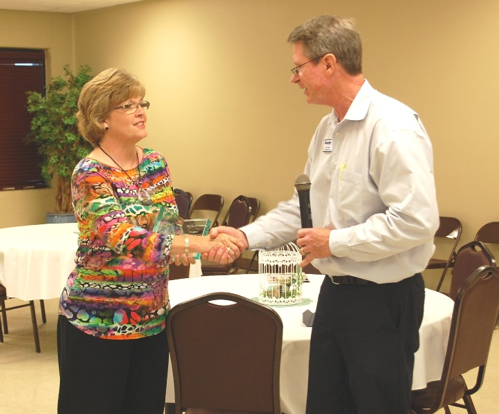 Ann Hall's Retirement Reception (1)